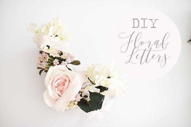 Floral-Letters