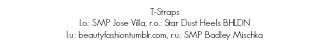 T-Strapstext